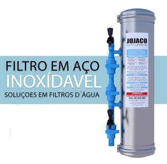 filtro de agua residencial externo