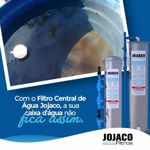 eliminar turbidez da água